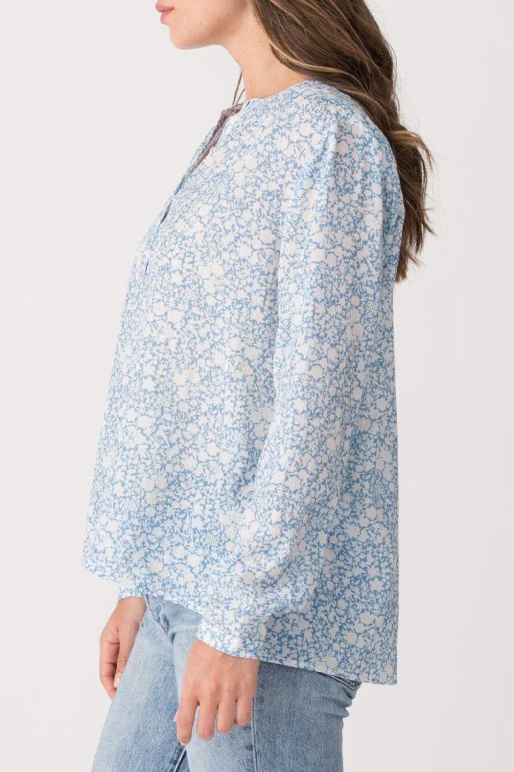 Margaret O'Leary Relaxed Shirt - Front Full Image