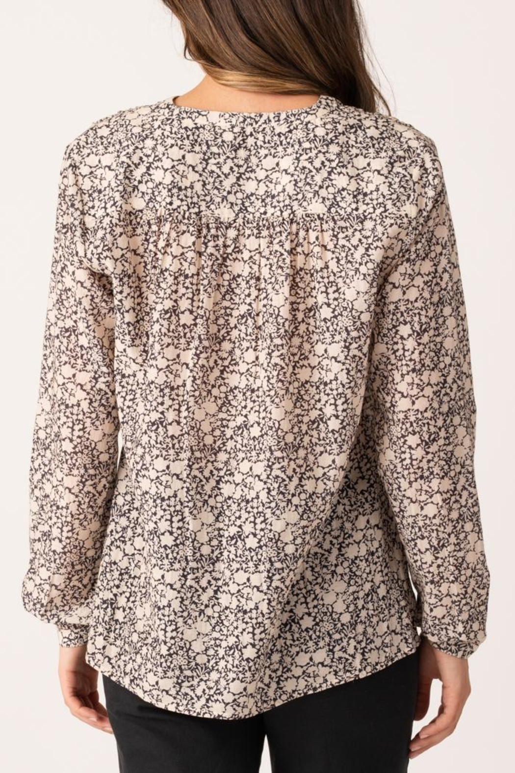 Margaret O'Leary Relaxed Shirt - Side Cropped Image
