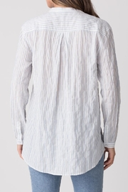 Margaret O'Leary Relaxed Striped Shirt - Side cropped