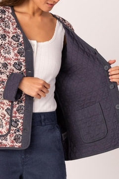 Margaret O'Leary Reversible Quilted Jacket - Alternate List Image