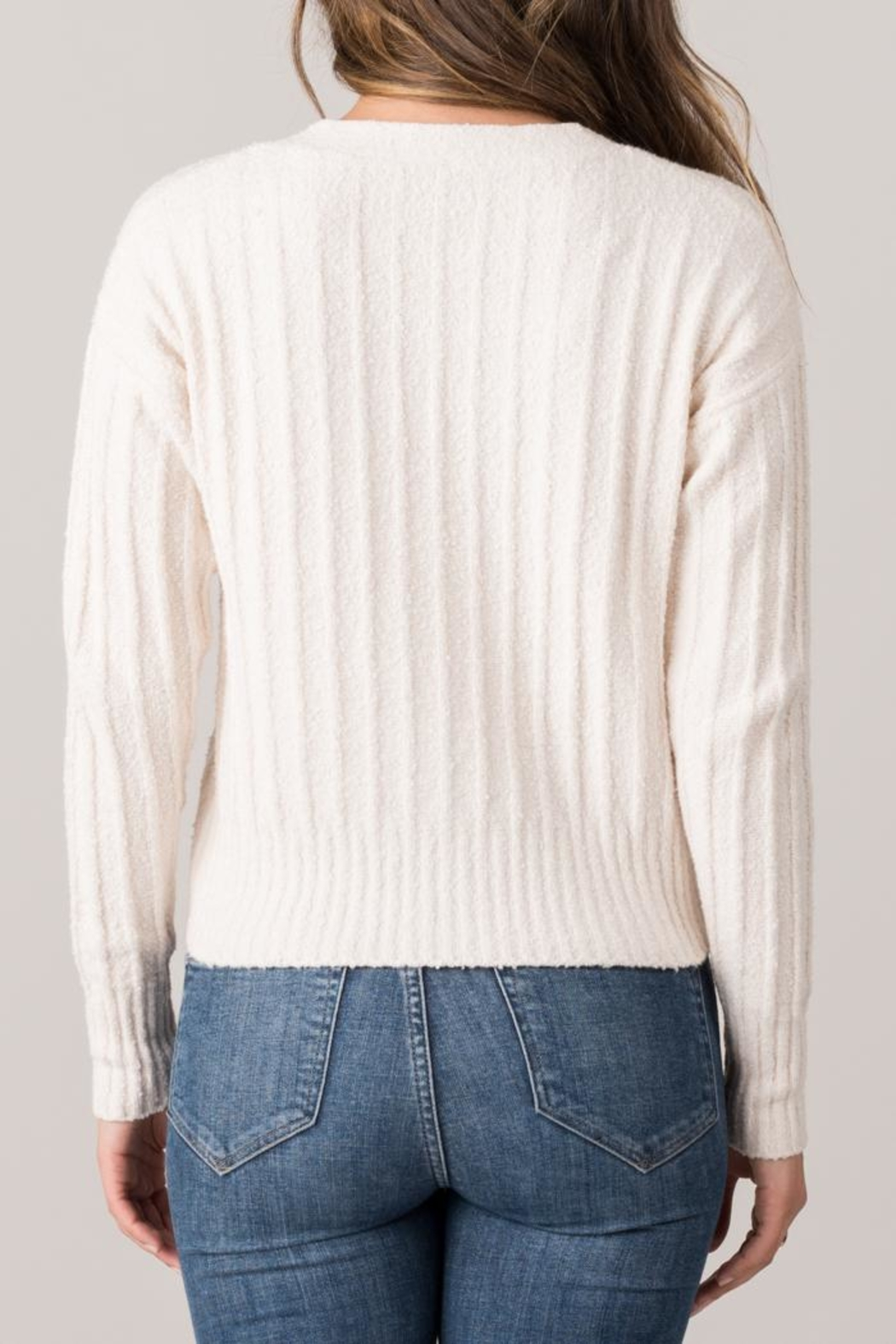 Margaret O'Leary Rianna Cardigan - Front Full Image