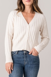Margaret O'Leary Rianna Cardigan - Front cropped