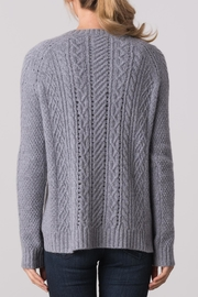 Margaret O'Leary Sarah Cable Crew Sweater - Other
