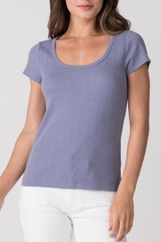 Margaret O'Leary Short Sleeve Scoop - Product Mini Image