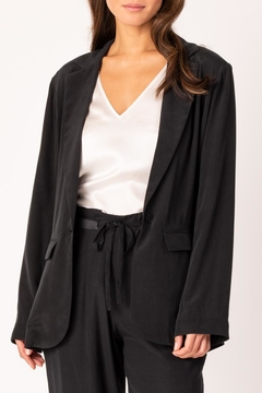 Margaret O'Leary Silk Blazer - Product List Image