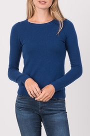 Margaret O'Leary Simple Crew Top - Product Mini Image