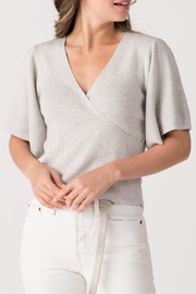 Margaret O'Leary Sofia Wrap - Front cropped