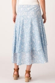 Margaret O'Leary Sonia Tiered Skirt - Side cropped