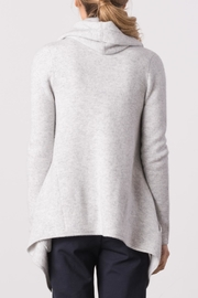 Margaret O'Leary St. Moritz Sweater - Back cropped