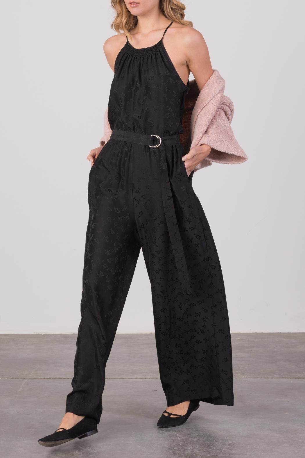 Margaret O'Leary Tabitha Jumpsuit - Front Cropped Image