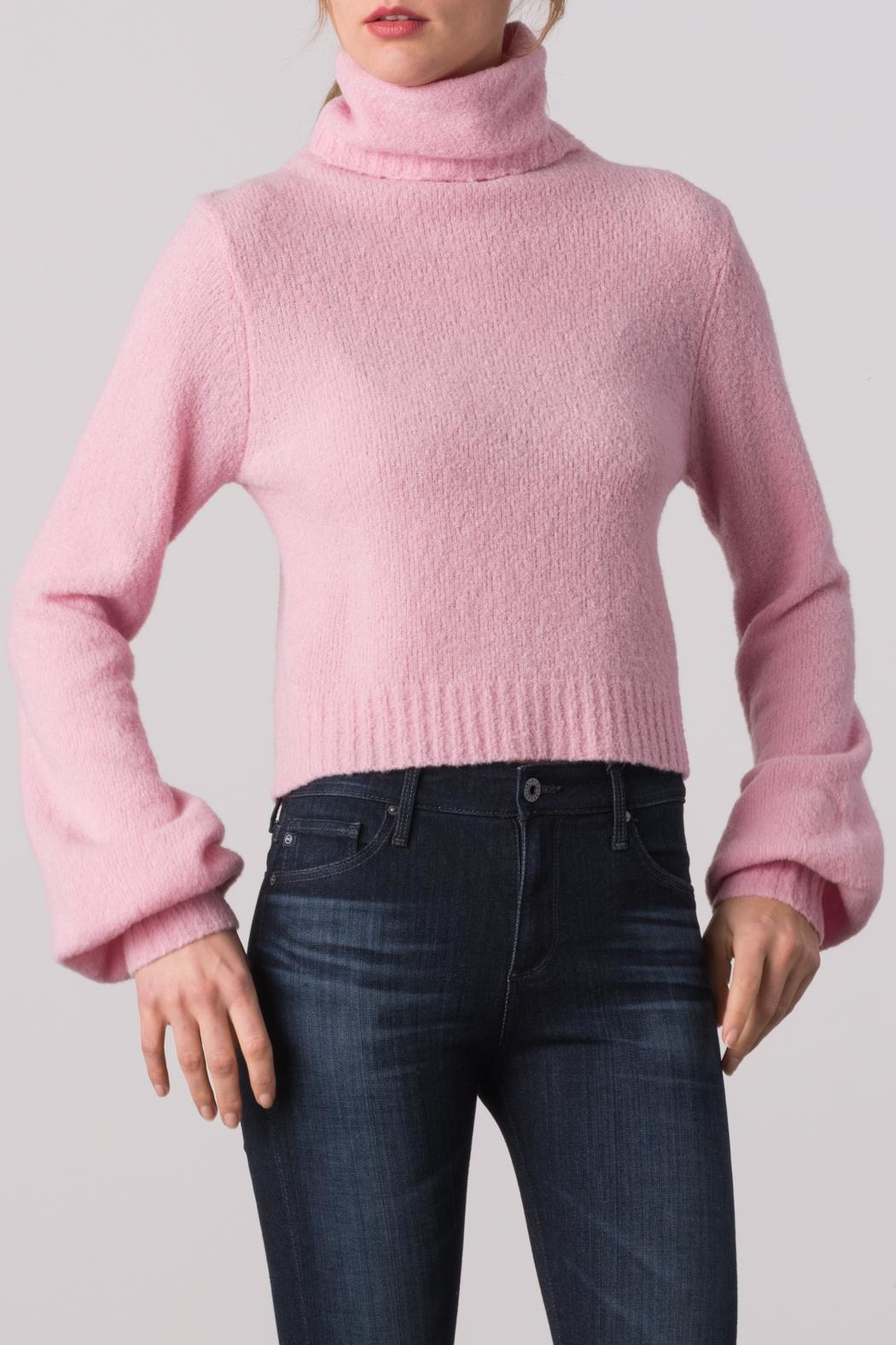 Margaret O'Leary Tara Turtleneck Sweater - Main Image