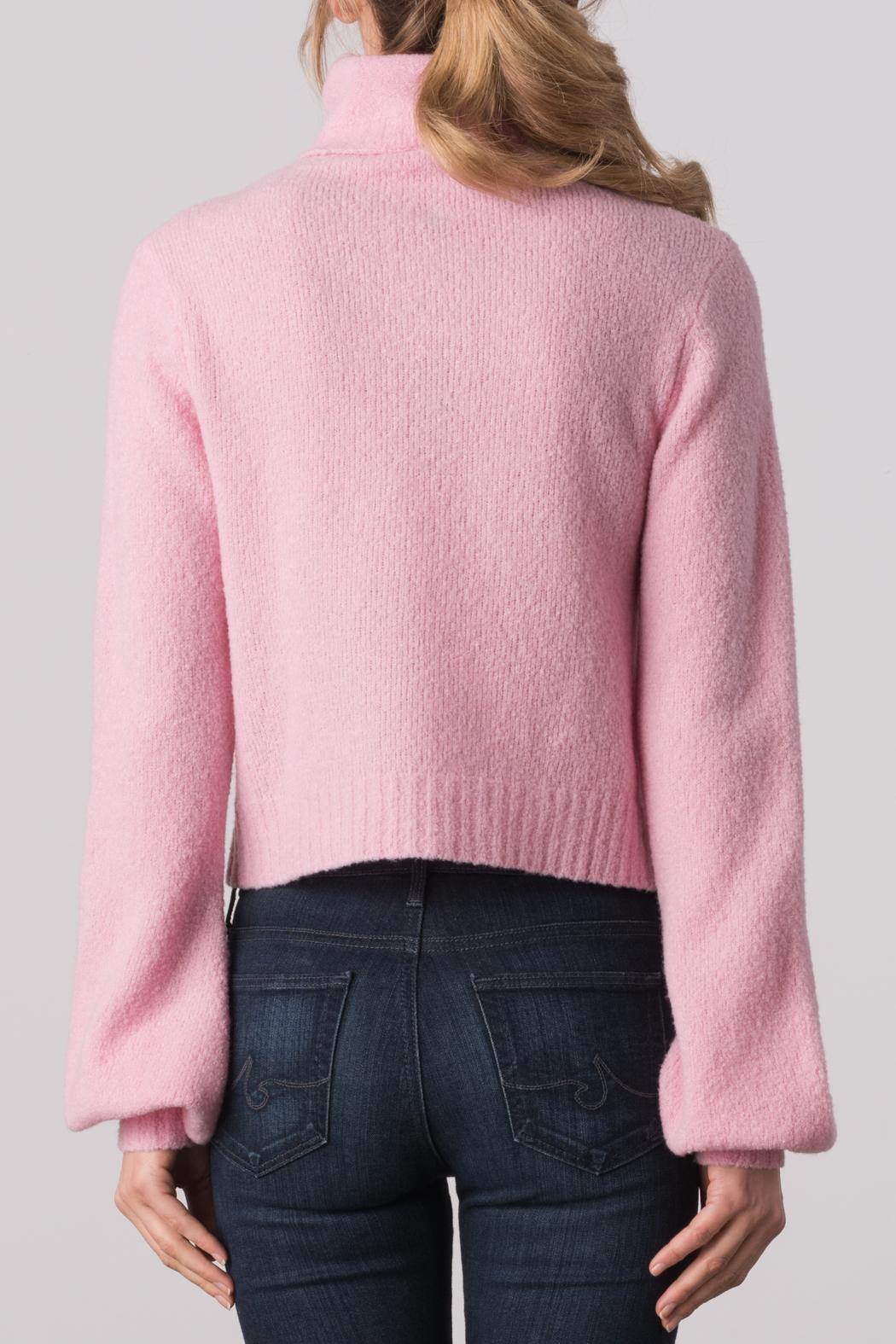 Margaret O'Leary Tara Turtleneck Sweater - Side Cropped Image