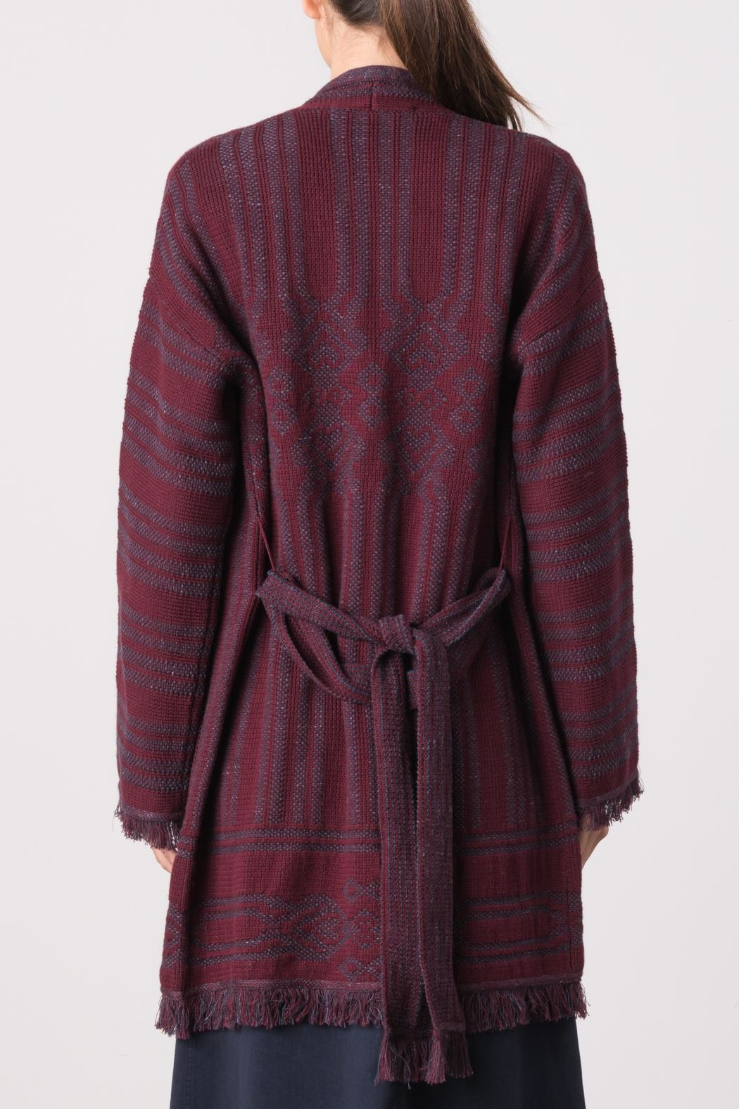 Margaret O'Leary Thea Cardigan - Side Cropped Image