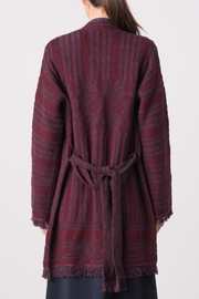 Margaret O'Leary Thea Cardigan - Side cropped