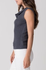 Margaret O'Leary Thermal Cowl Tank - Front full body