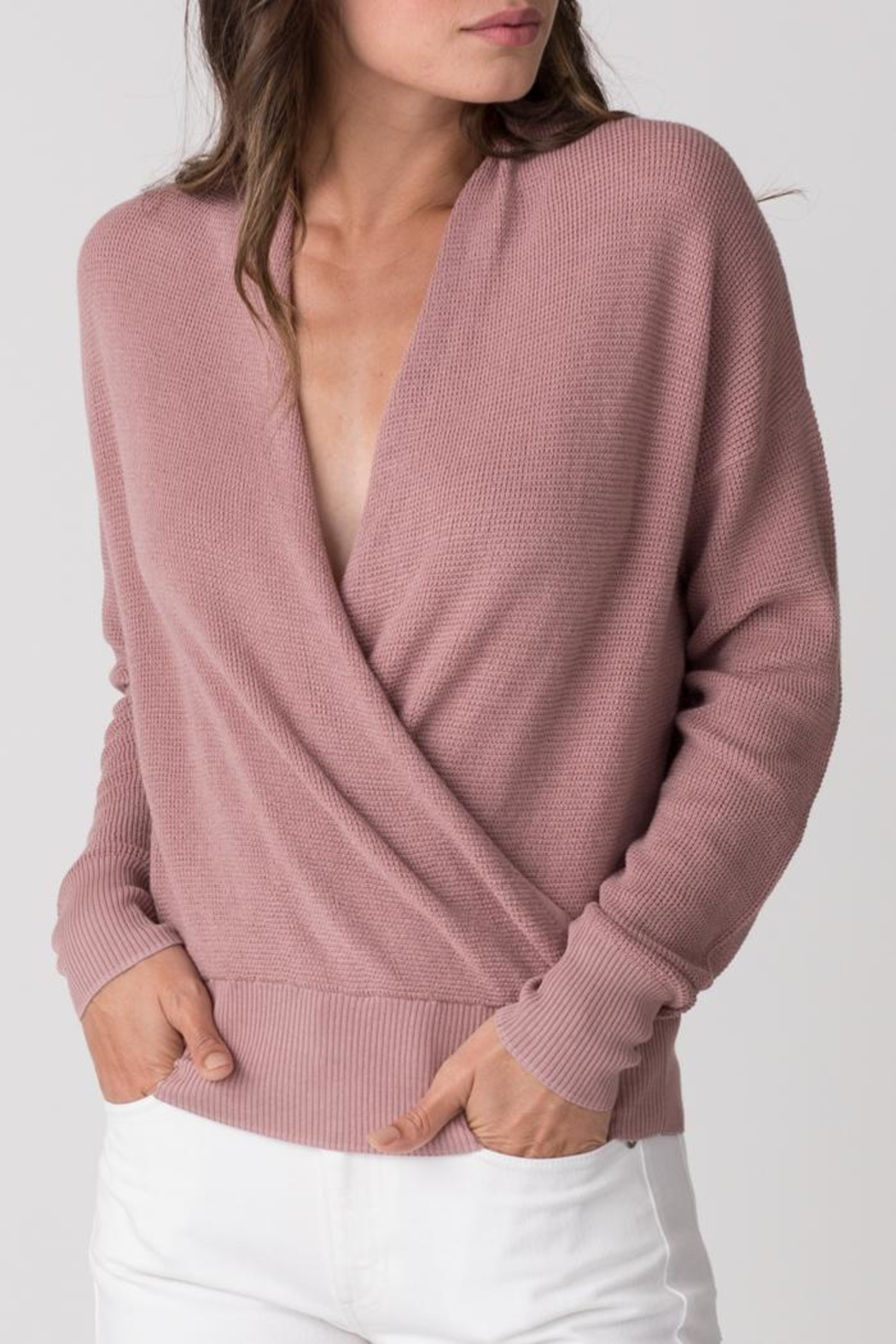 Margaret O'Leary Thermal Crossover - Front Cropped Image