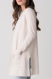 Margaret O'Leary Thermal Duster - Back cropped