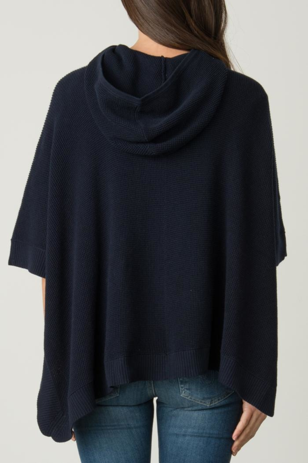 Margaret O'Leary Thermal Poncho - Side Cropped Image