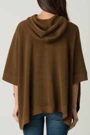 Margaret O'Leary Thermal Poncho - Side cropped