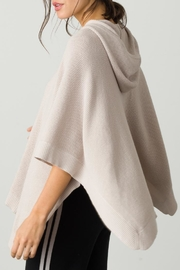 Margaret O'Leary Thermal Poncho - Front cropped