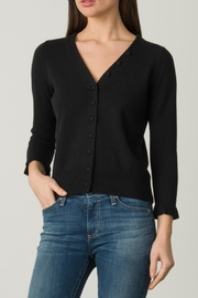 Margaret O'Leary V-Neck Petite Cardigan - Product Mini Image