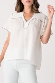Margaret O'Leary Vacay Top - Front cropped