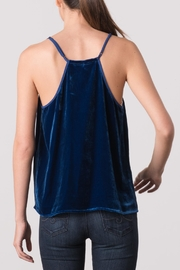 Margaret O'Leary Velvet Cami - Side cropped