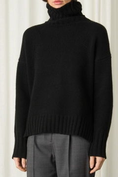 Margaret O'Leary Vera Turtleneck - Product List Image