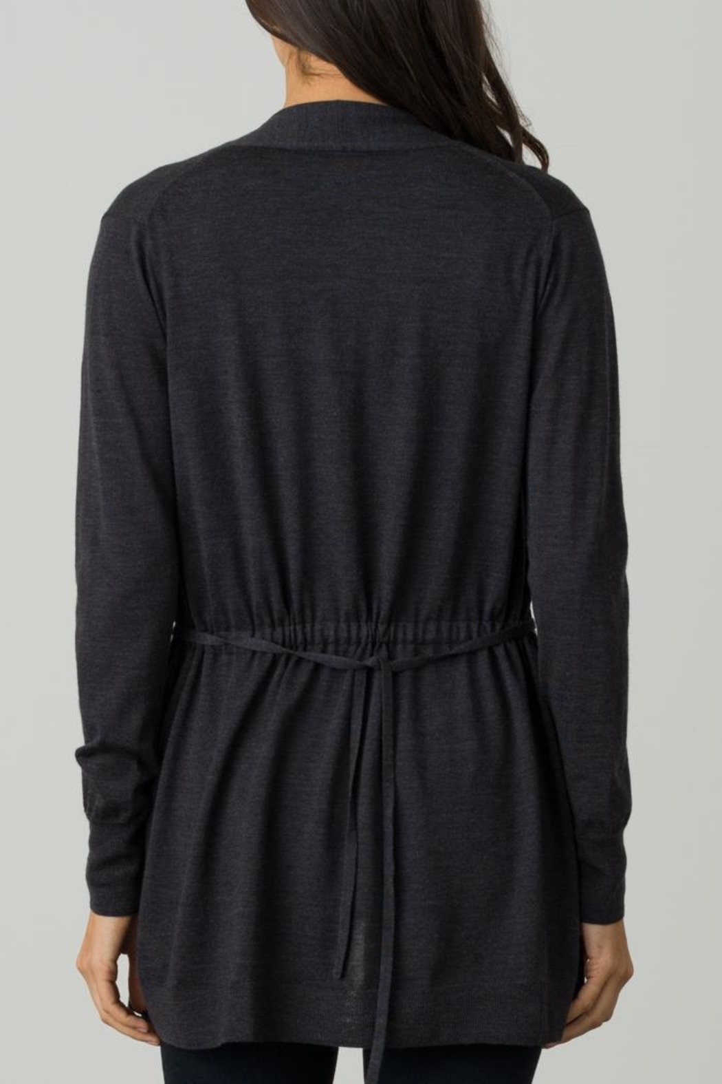Margaret O'Leary Wrap Duster - Front Full Image