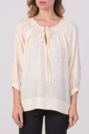 Margaret O'Leary Yasmin Peasant Top - Product Mini Image
