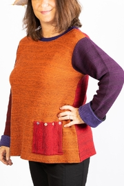 Margaret Winters Reversible  Tunic - Product Mini Image