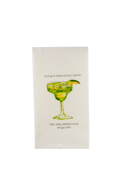 The Birds Nest MARGARITA PROTEIN SHAKE DISHTOWEL - Product Mini Image