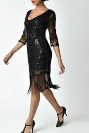 Unique Vintage Margaux Flapper Dress - Product Mini Image