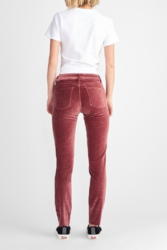 DL 1961 Margaux Velvet Jeans - Alternate List Image