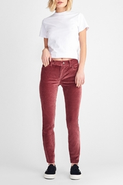 DL 1961 Margaux Velvet Jeans - Product Mini Image