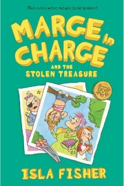 Harper Collins Publishers Marge-In-Charge And Stolen... - Product Mini Image
