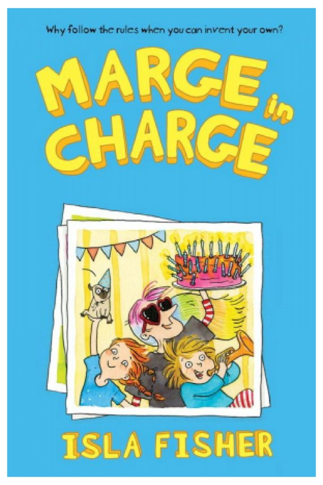 Harper Collins Publishers Marge In Charge - Main Image