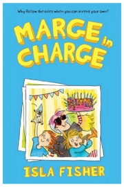 Harper Collins Publishers Marge In Charge - Product Mini Image