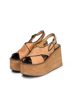 Shoptiques Product: Forest Leather Platform