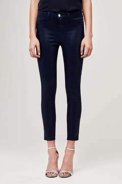 L'Agence Margot Coated Jean - Product List Image