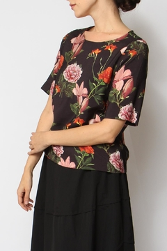 Just Female Margot Floral Top - Product List Image