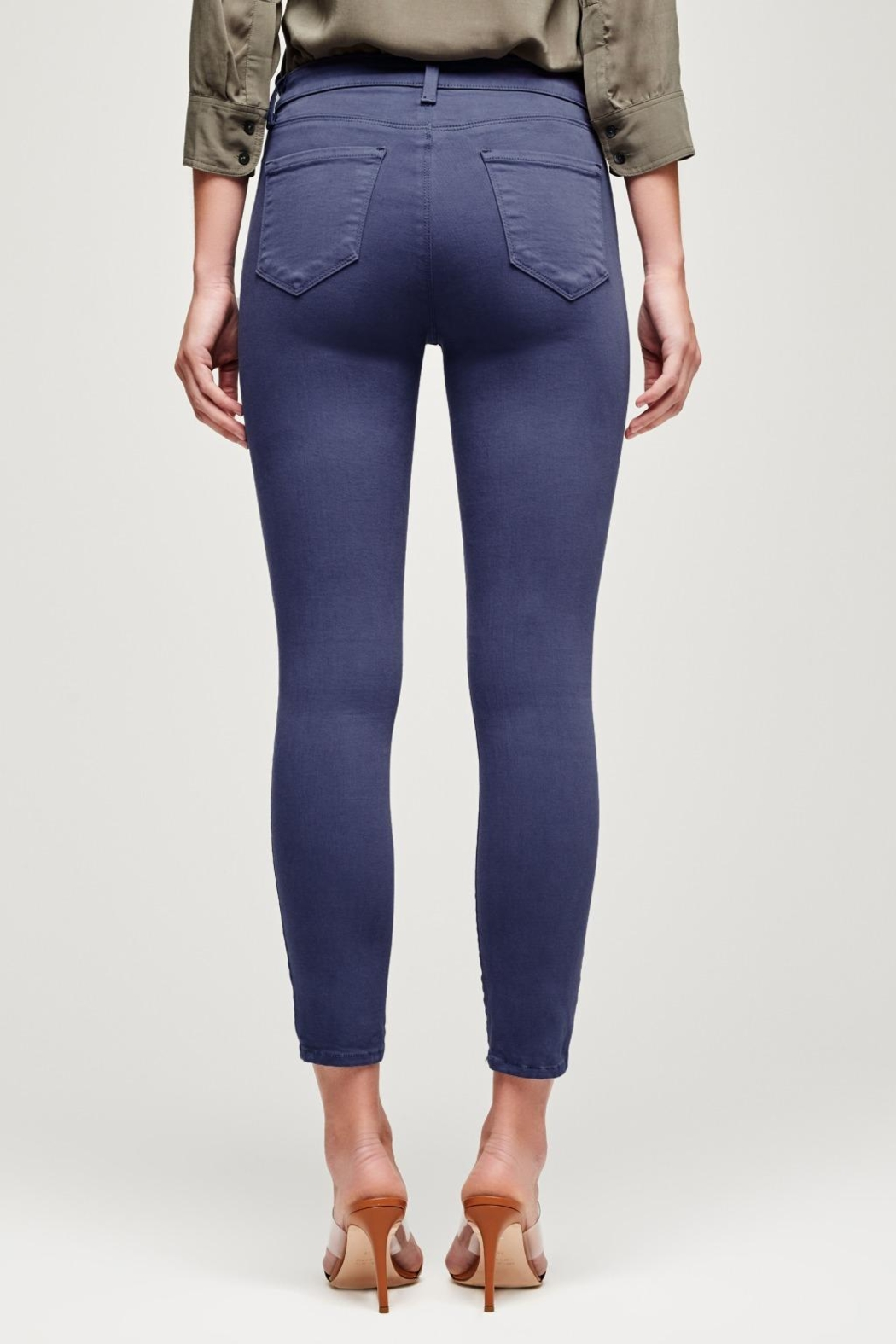 L'Agence Margot Jeans - Side Cropped Image