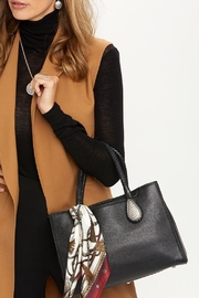 Brighton Margot Scarf Tote - Front cropped