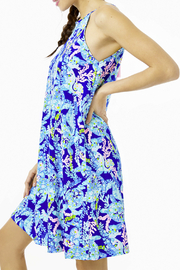 Lilly Pulitzer  Margot Swing Dress - Front full body