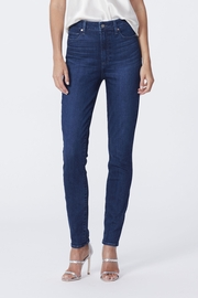 Paige Denim Margot Ultra Skinny - Moonbeam - Front cropped