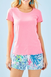 Lilly Pulitzer Mari Top - Product Mini Image