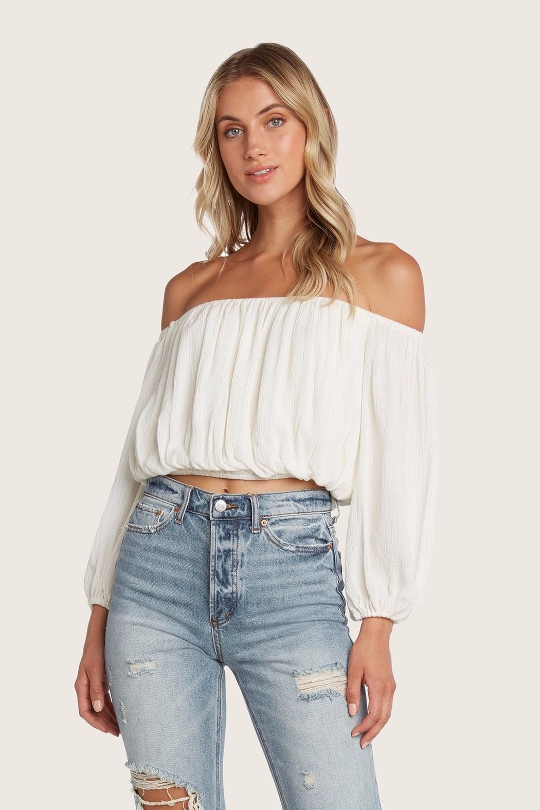 Willow Mari Top - Front Cropped Image