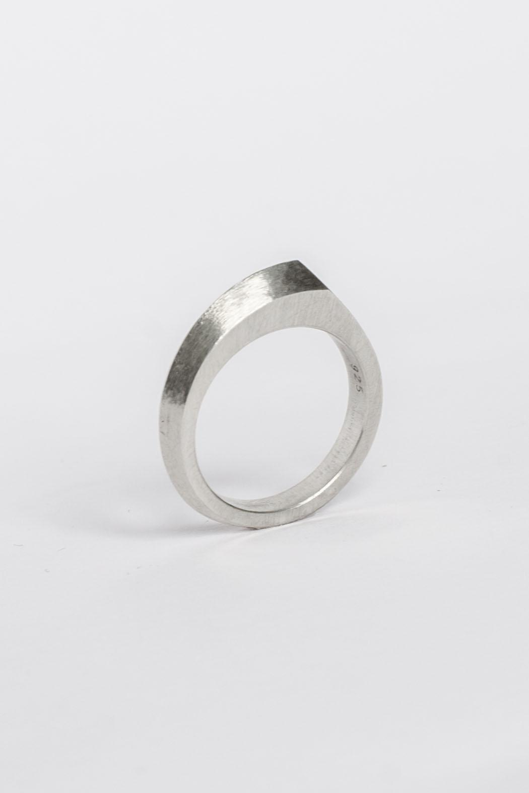 Maria Guenther Silver Ring - Main Image