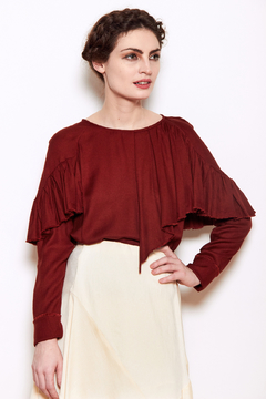 Maria Stanley Rooney Blouse - Product List Image
