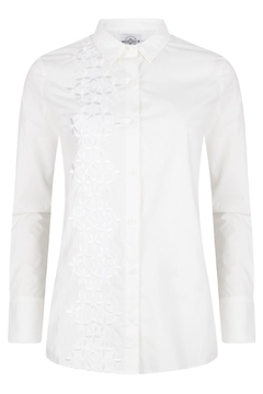 Maria Tailor Off White Blouse - Product List Image